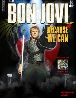 Free tickets to see Bon Jovi! - TheCelebrityCafe.com