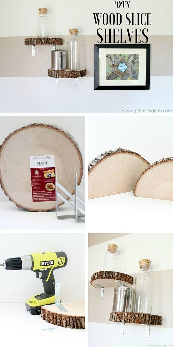 DIY Regal aus Holz zum selbermachen
