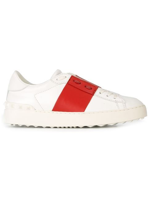 Shop Valentino Garavani Open Trainer in Browns from the world's best independent boutiques at farfetch.com. Shop 400 boutiques at one address.