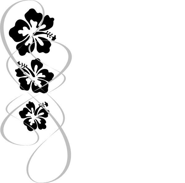 Maybe this one on my wrist with flowers getting smaller