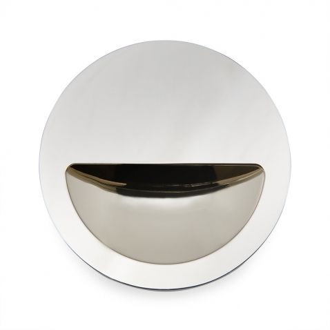 """Bolinas 3"""" Recessed Pull from waterworks"""