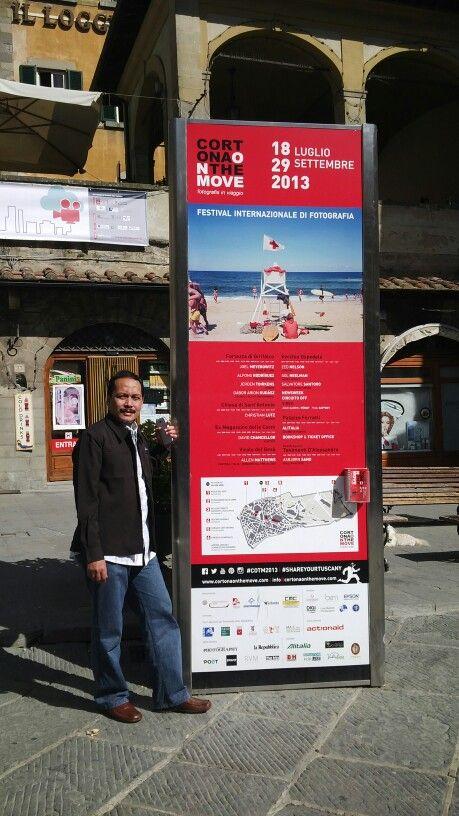 Cortona on the move 2013