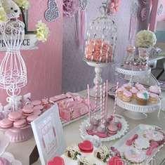 Romantic birthday party - None