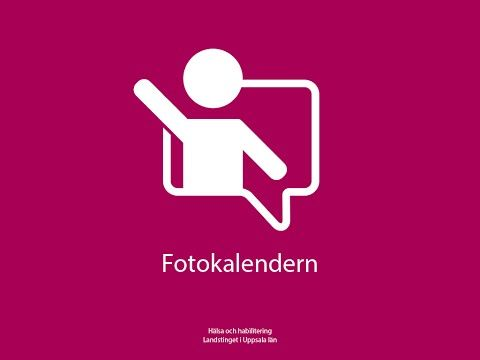 Fotokalendern - YouTube
