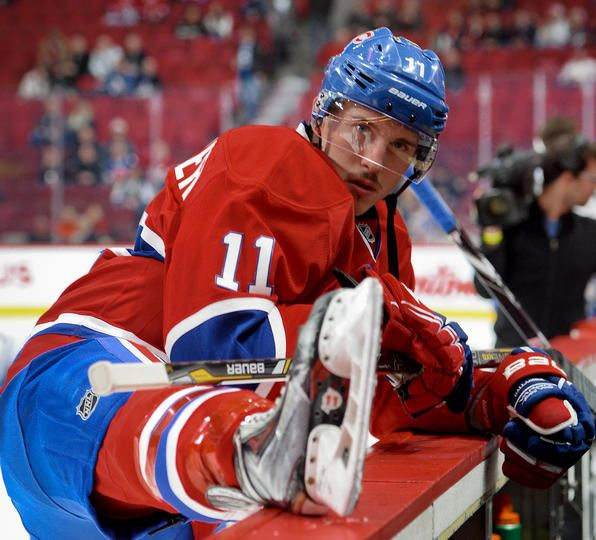 Brendan Gallagher #11 Montreal Canadiens