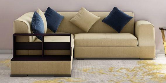 Prime Arlo Rhs Sectional Sofa In Beige Colour By Muebles Casa Inzonedesignstudio Interior Chair Design Inzonedesignstudiocom