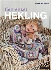 http://www.adlibris.com/no/product.aspx?isbn=8202314909 | Tittel: Helt enkel hekling - Forfatter: Tove Fevang - ISBN: 8202314909 - Vår pris: 234,-