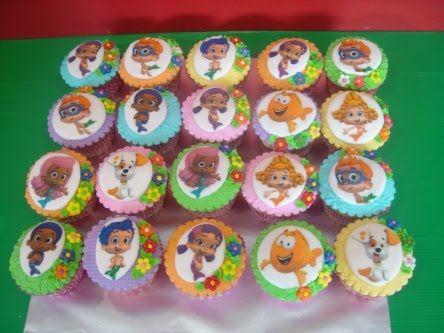 Bubble Guppies Party Theme
