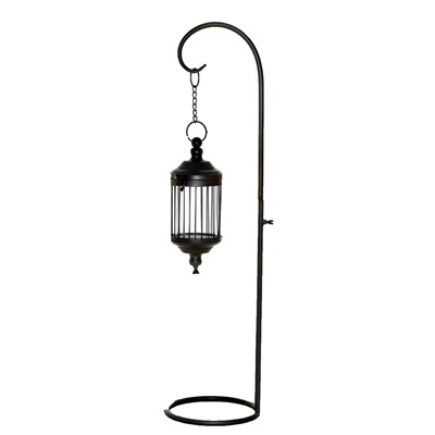 Candle lantern on stand