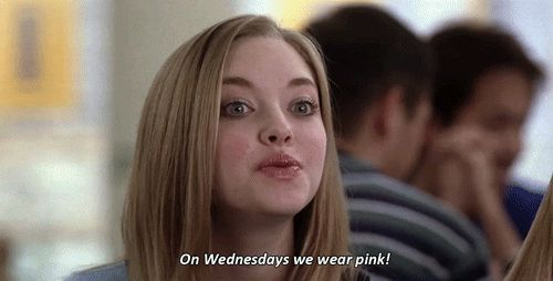 rs 500x254 131003121732 wednesdayspink jpg 21 Mean Girls Quotes That Will Never, Ever Get Old