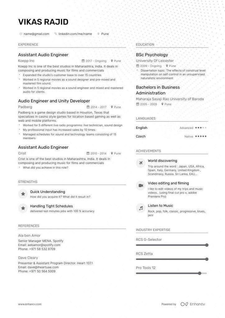 Cv Examples Pdf Sri Lanka Resume Examples Job Resume Examples Best Resume Template