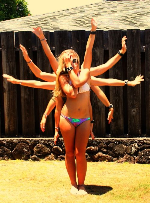 summer is the best when your with your friends :)