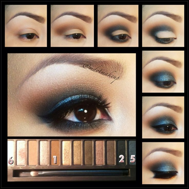 101 best images about Urban Decay Tutorials on Pinterest | Eye ...