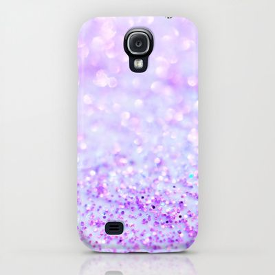 Sweetly Lavender Samsung Galaxy S4 case by Lisa Argyropoulos