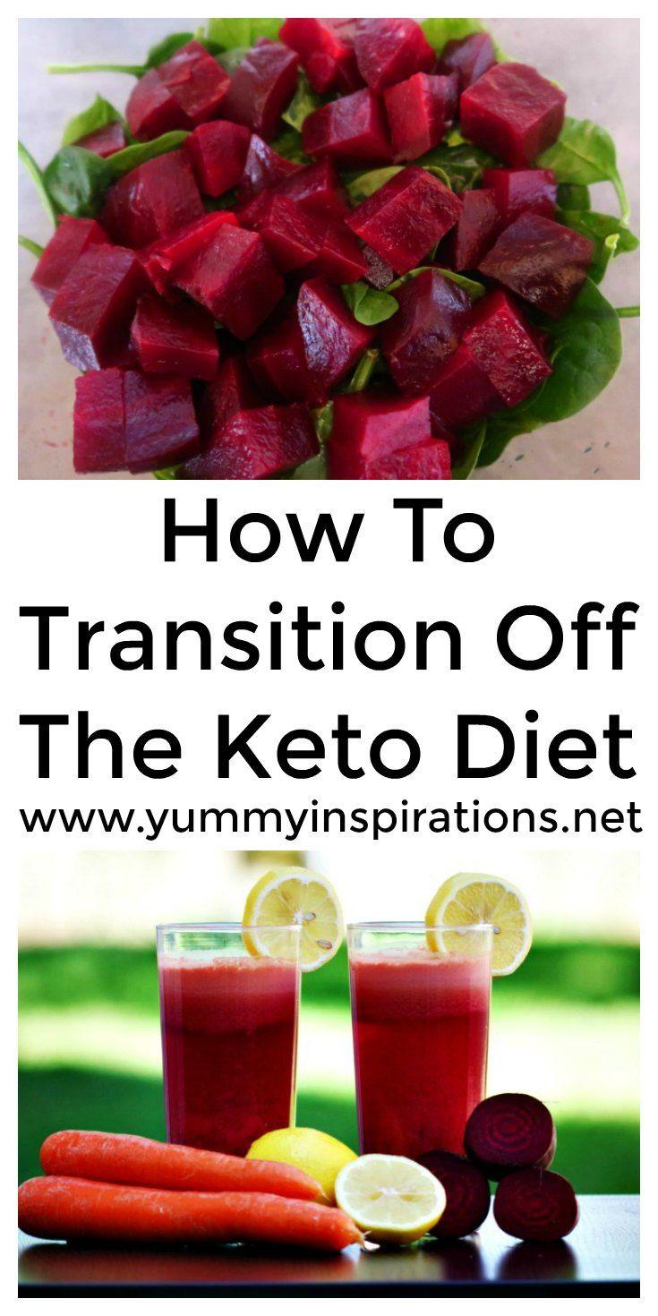 Transición fuera de Keto: cómo hacer una transición adecuada, reintroducir carbohidratos y fase …