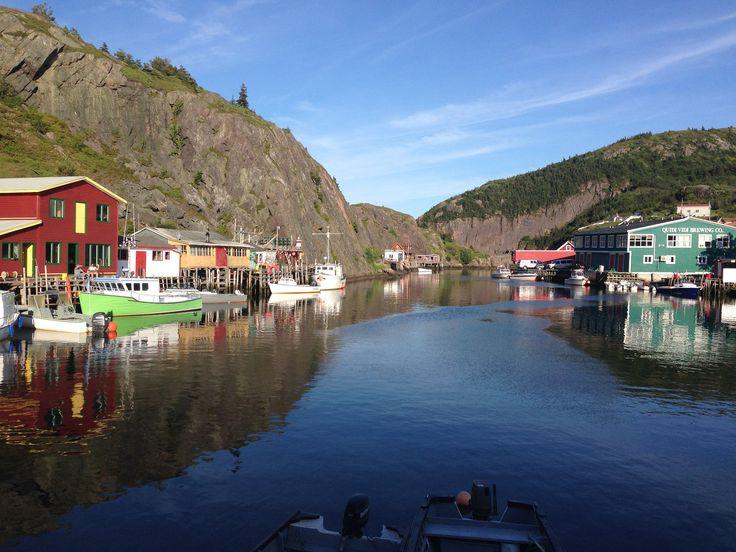 Quidi Vidi Lake near St John's, Newfoundland  #ExploreNL, #ExploreCanada, #VisitNewfoundland, #wwwYYT  https://flic.kr/p/xY52Qr | wg_P2015-08-03 18.26.40 |