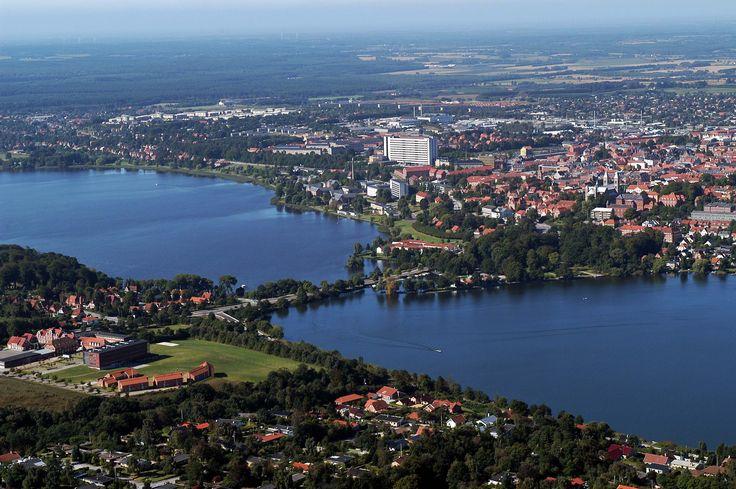 Viborg, great skyview