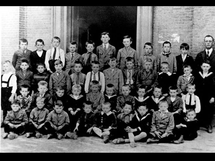 St.Fransiscusschool 1928-1930