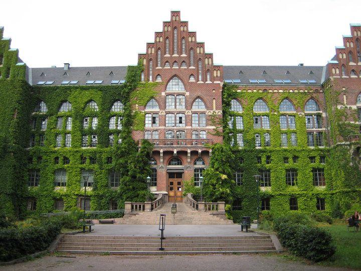 Lund University Library, Sweden