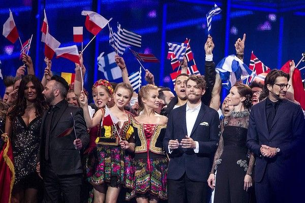 eurovision semi finals 2015 when