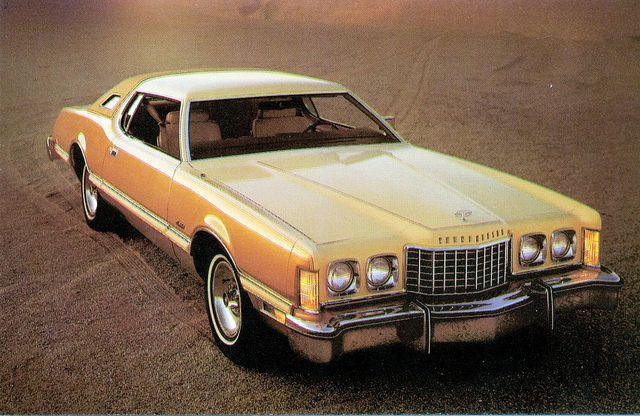 127 best Ford Thunderbirds 76 77 78 images on Pinterest   Ford ...