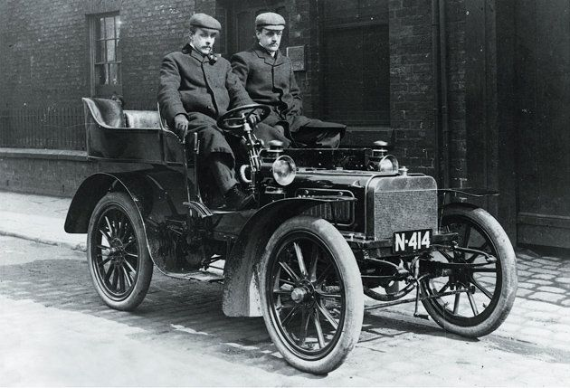 August 28: Charles Rolls, co-founder of Rolls-Royce, was born on this date in 1877 | Motoramic - Yahoo! Autos