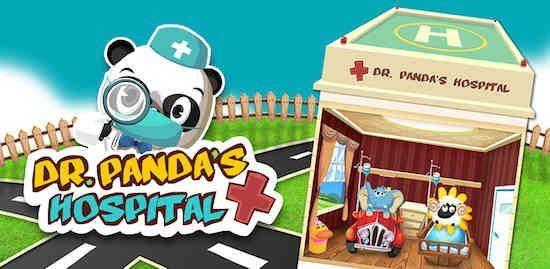 With this Android game for Kids – Dr. Panda's Hospital, your kids will have chance to help veterinarian Dr. Panda take care of animals at Dr. Panda's Hospital. Your preschooler will greet 8 different animals and pets in the waiting room. Then, your child will help them to their hospital beds, discover their medical problems and …