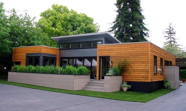 1000 images about modern houses on pinterest frank for Modern shed roof house plans