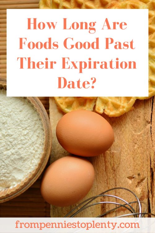 Did you know that many foods are still good past their use by date? I used these guidelines to figure out what's still good and reduce my food waste. / frugal living / budget meals / From Pennies to Plenty