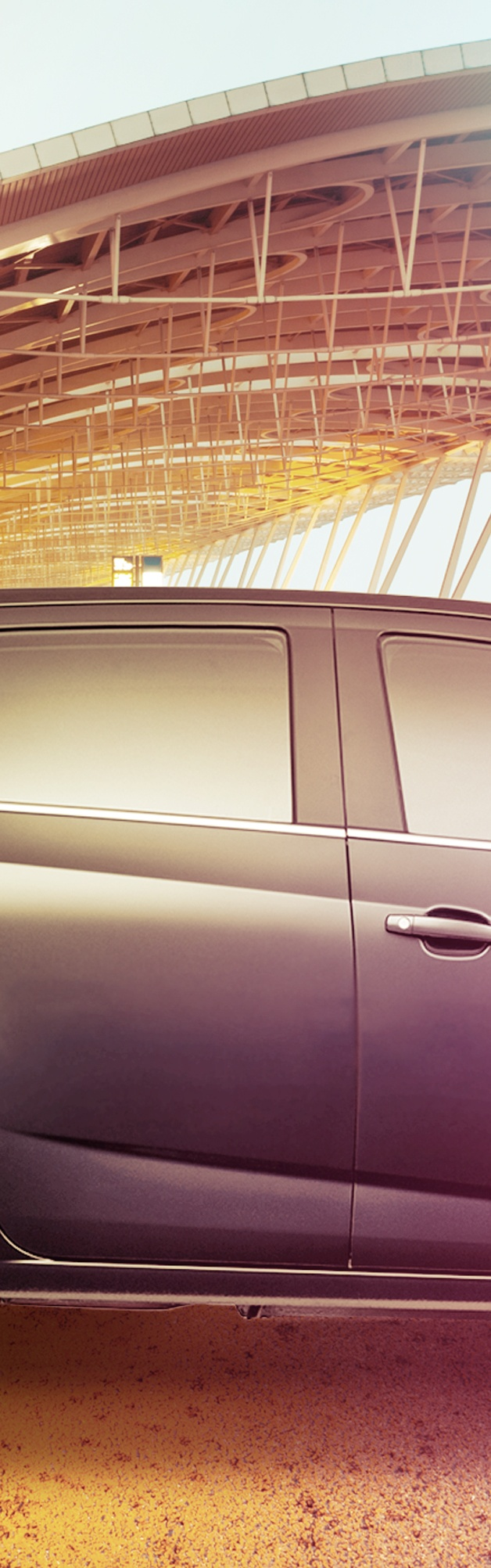 Foto 2. Completa la imagen y descubre más formas de vivir la aventura. #ChevroletSonicLlego