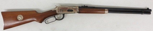On Consignment:  Winchester 94 Teddy Roosevelt Commemorative .30-30 $800 - http://www.gungrove.com/on-consignment-winchester-94-teddy-roosevelt-commemorative-30-30-800/