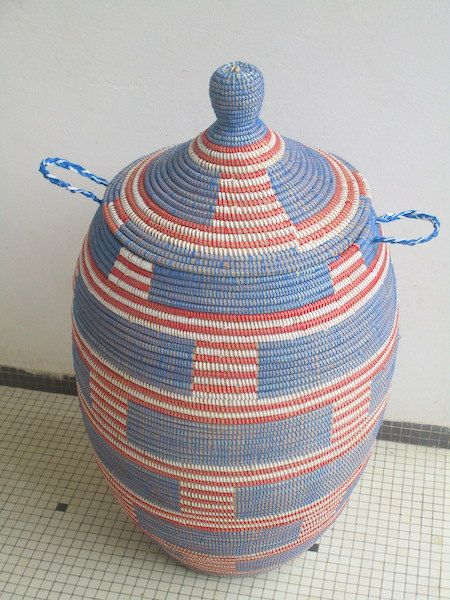Country Living Craftsman Style BasketLaundry by africanbaskets