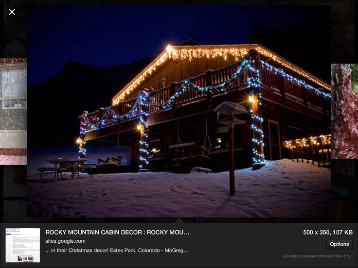 89 best images about decorations exterieur de noel on for Deco noel led exterieur