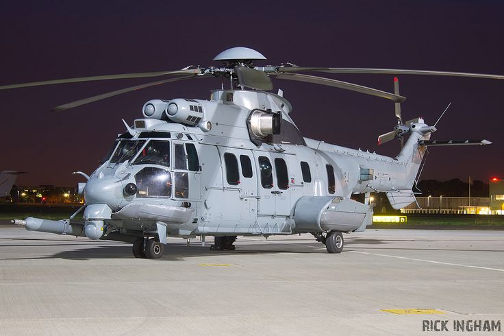 Eurocopter EC725 Caracal - 2769/SJ - French Air Force | by RickInghamPhotography.co.uk