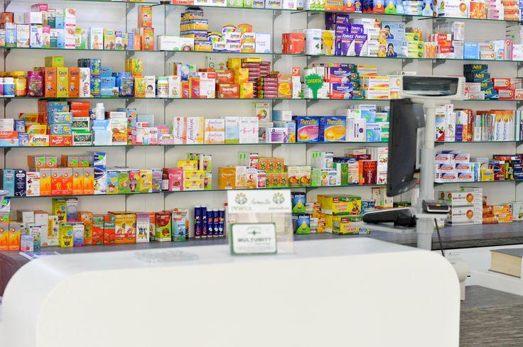 Farmacia Ivona - Stand Carduri