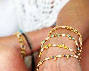 Delicate Layering Bracelet Delicate bracelet by ToccoDiLustro
