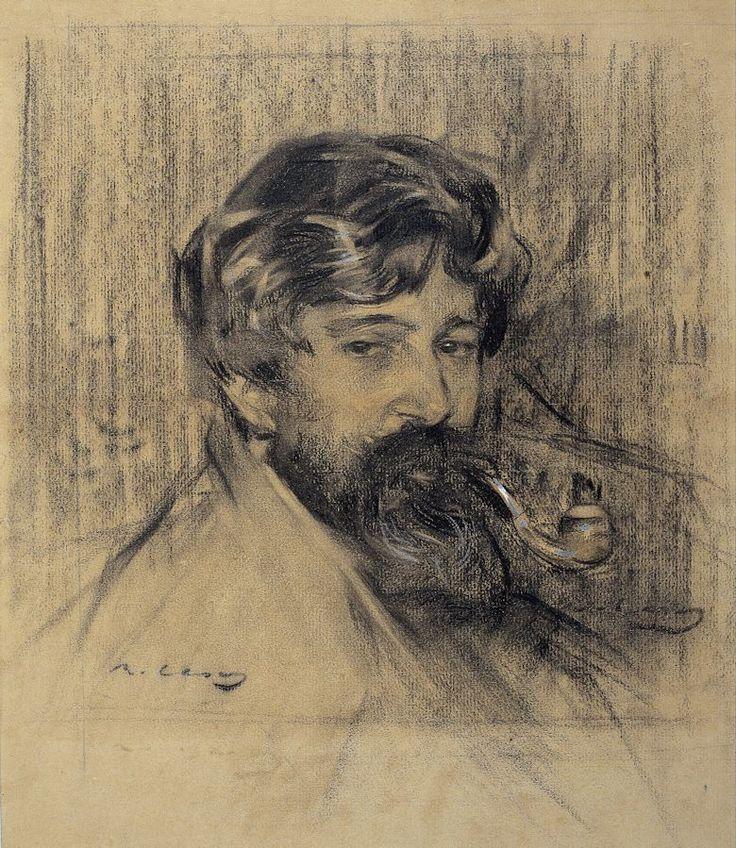 Ramón Casas Carbó: El modernismo catalán en la pintura - Trianarts