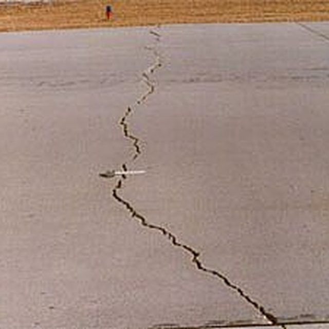 How To Repair And Hide Small Concrete Cracks In 2019