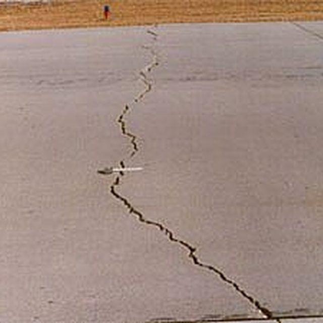 How To Repair And Hide Small Concrete Cracks Repair