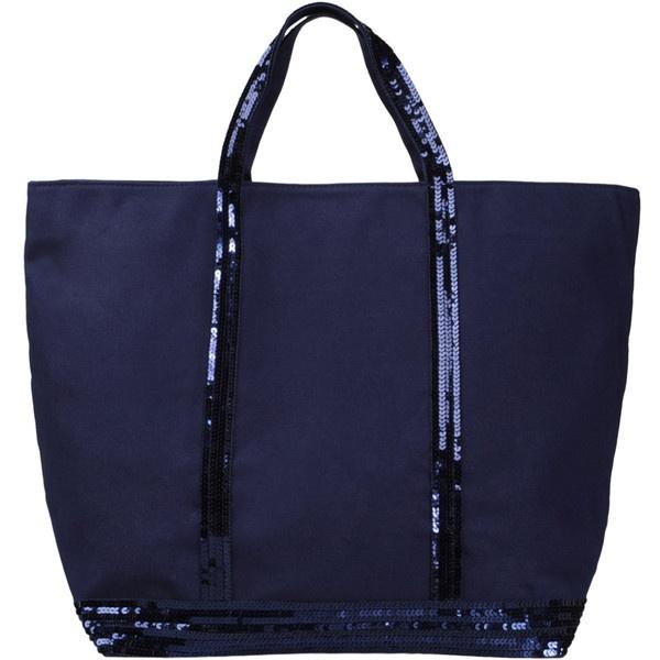 VANESSA BRUNO Large fabric bag ($201) ❤ liked on Polyvore