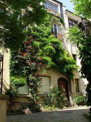 Butte aux Cailles Quarter, Square des Peupliers, Paris XIII My favourite secret spot in Paris