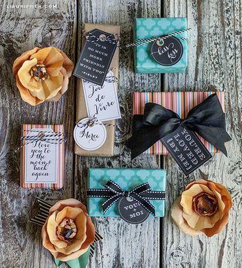 贈り物をもっとかわいく♡マネしたいお菓子のラッピングアイディア集 | キナリノ