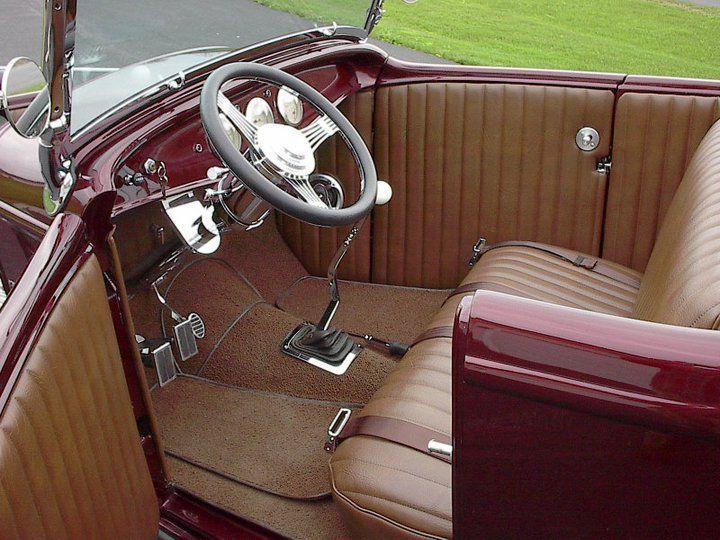 1932 Ford Roadster Door Panels Lebaron Bonney Company 02 1932