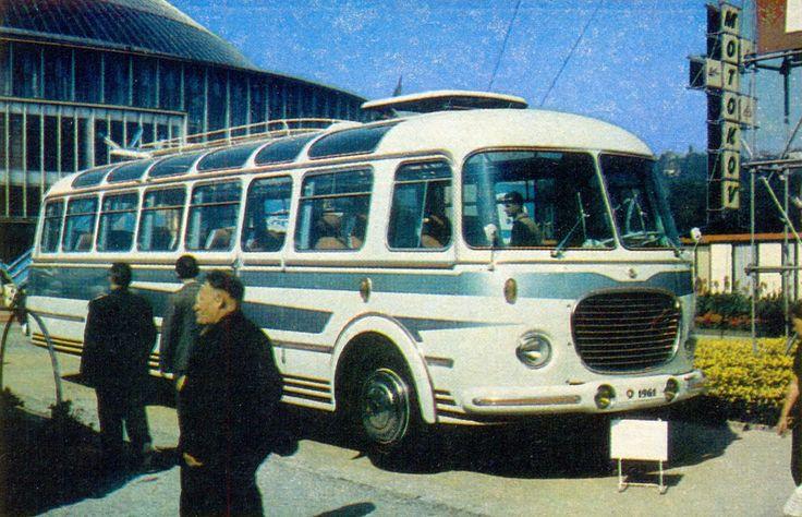 Škoda RTO Lux r.1961