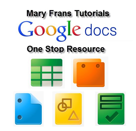If you're a Google Docs user, curious about Google Docs, work with Google Docs with students, and especially if you're looking for help understanding all of the features of Google Docs this is one handy resource.