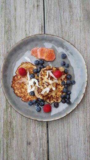 no guilty pancakes, recept op www.mijnpuurleven.wordpress.com