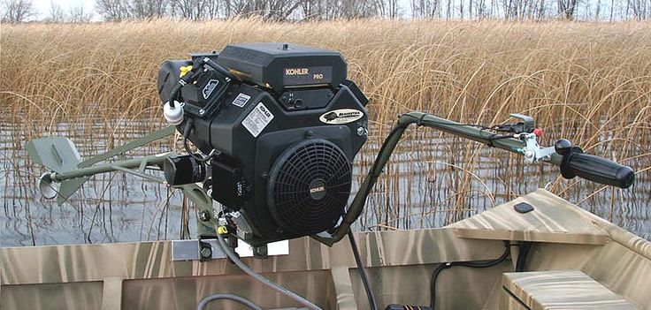 Mud Motors Backwater Motors Hunting Boat Motors By