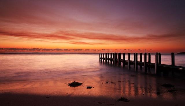 Sunset at Margaret River, Western Australia