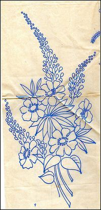 Vintage embroidery | by sue-tarr