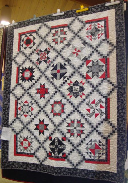 569 Best Images About Quilts Samplers On Pinterest